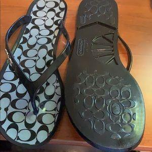 Coach Shoes - Coach Flip-Flops